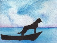 Life of Pi Series - Richard Parker played by a Cheetah