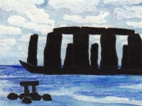 Life of Pi Series - Richard Parker played by Stonehenge, Pi played by Pi