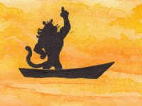 Life of Pi Series - Richard Parker played by Tony the Tiger