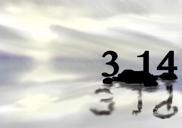 Life of Pi Series - Pi played by the first three numbers of Pi.