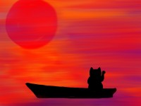 Life of Pi Series - Richard Parker played by a Lucky Cat